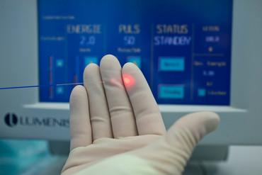 Universitätsmedizin Göttingen: HoLEP Holmium-Laser-Operation